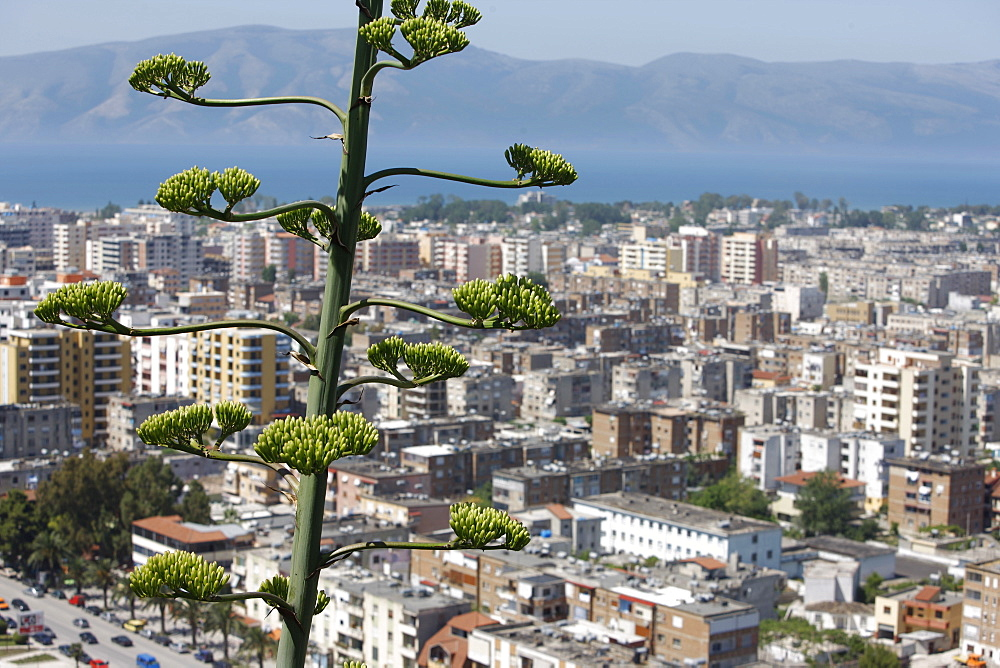 Vlora city, Albania, Europe