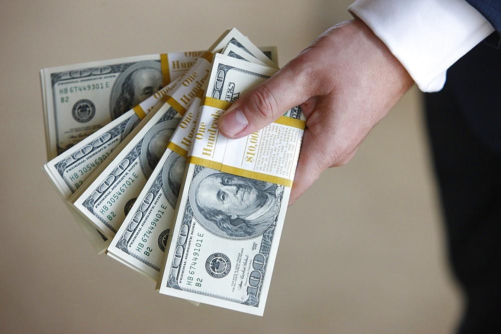 US Dollars, France, Europe