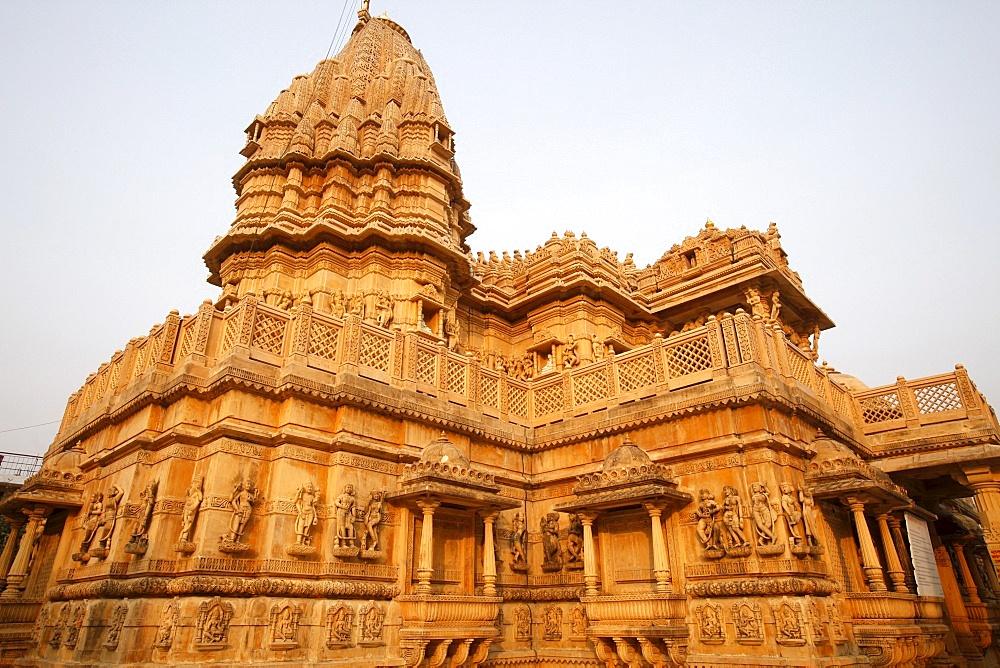 Pashtunath Jain temple, Haridwar, Uttarakhand, India, Asia