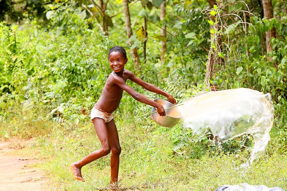 African child, Tori, Benin, West Africa, Africa