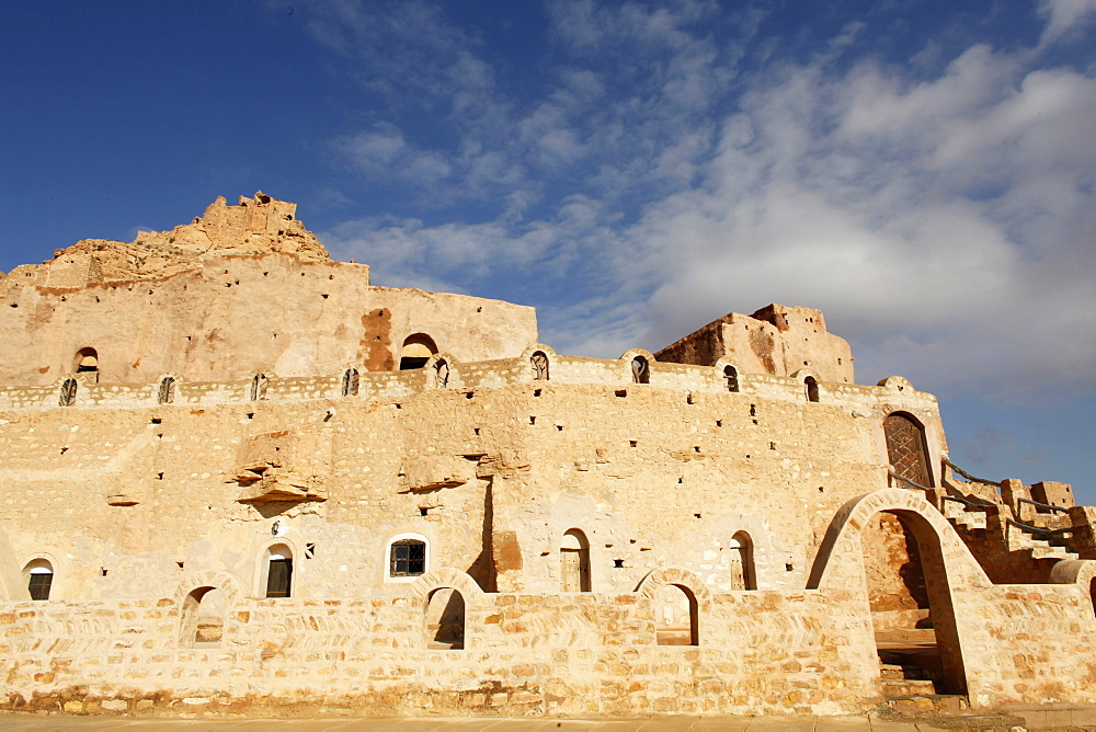 Douiret village, Tunisia, North Africa, Africa