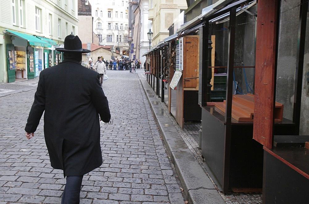 Josevof, Jewish District, Prague, Czech Republic, Europe