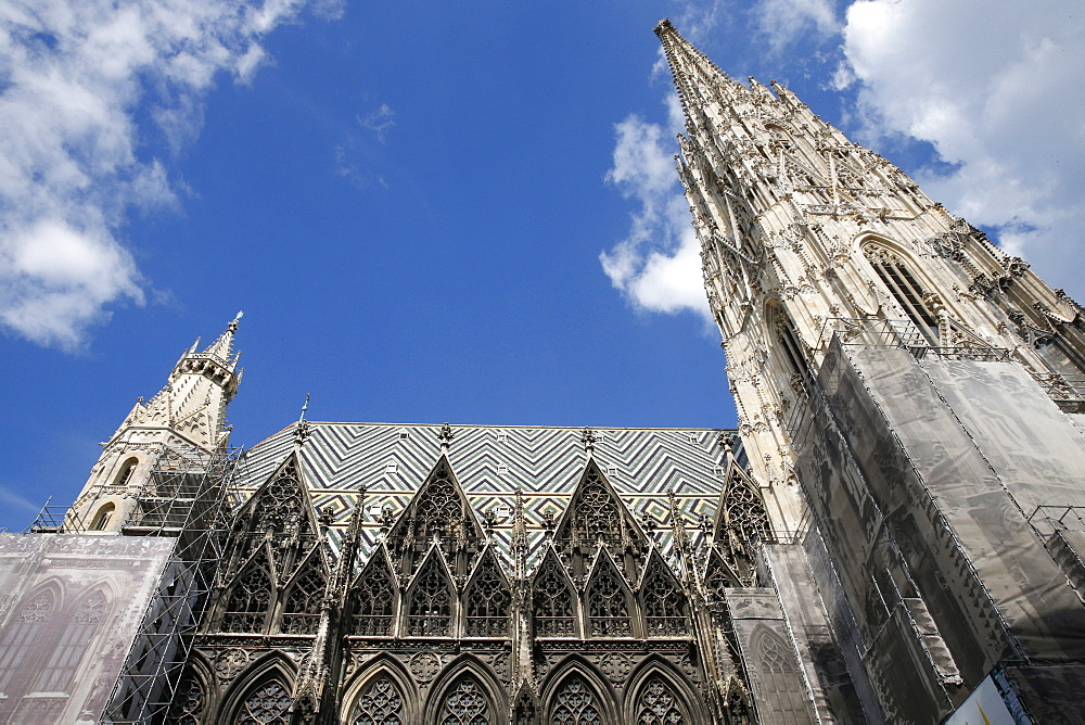 St. Stephen's Cathedral, Vienna, Austria, Europe