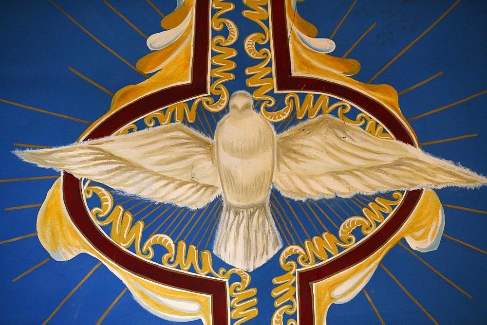 Holy Spirit, Brazzaville, Congo, Africa