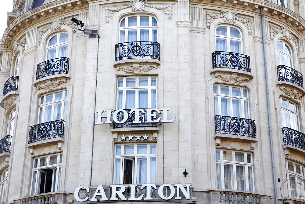 Carlton Hotel, Lille, Nord, France, Europe