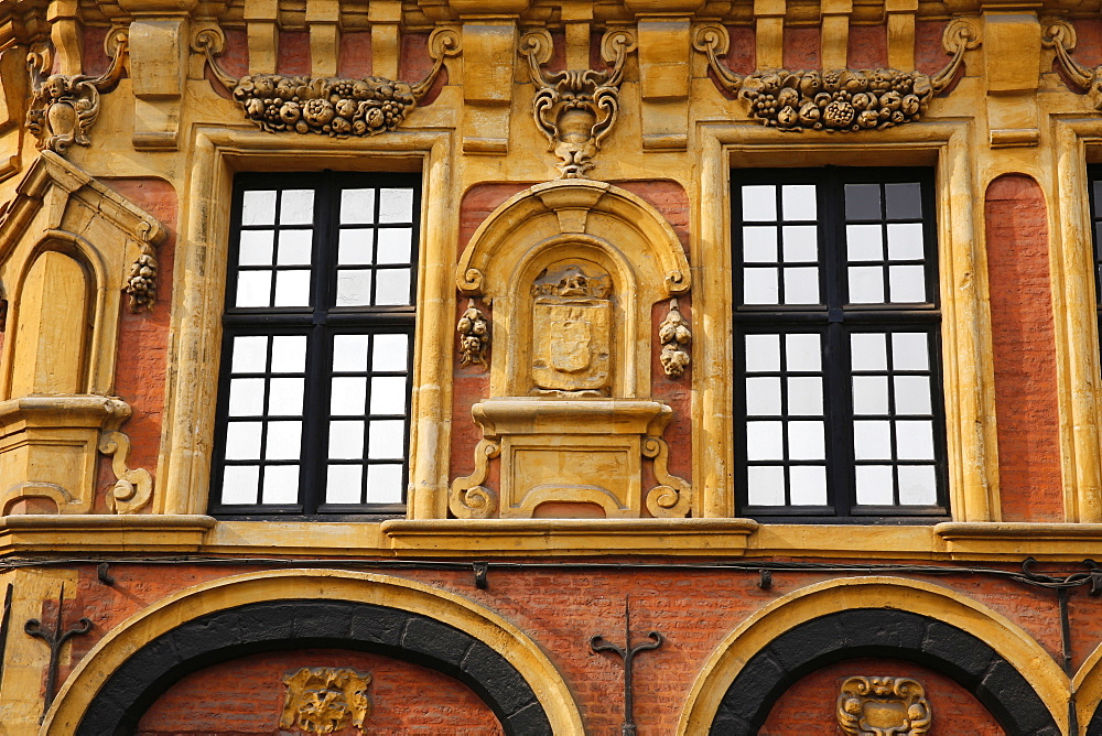 The Hospice Comtesse Museum in Lille, Nord, France, Europe