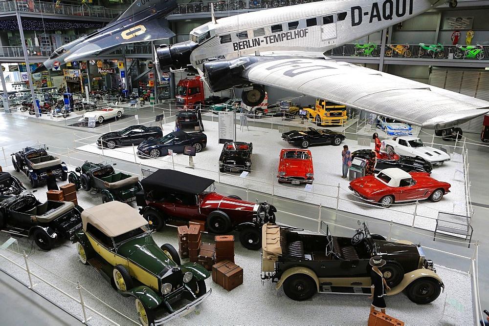 Berlin-Tempelhof, Exhibition Apollo and Beyond, The Technik Museum Speyer, Rhineland-Palatinate, Germany, Europe