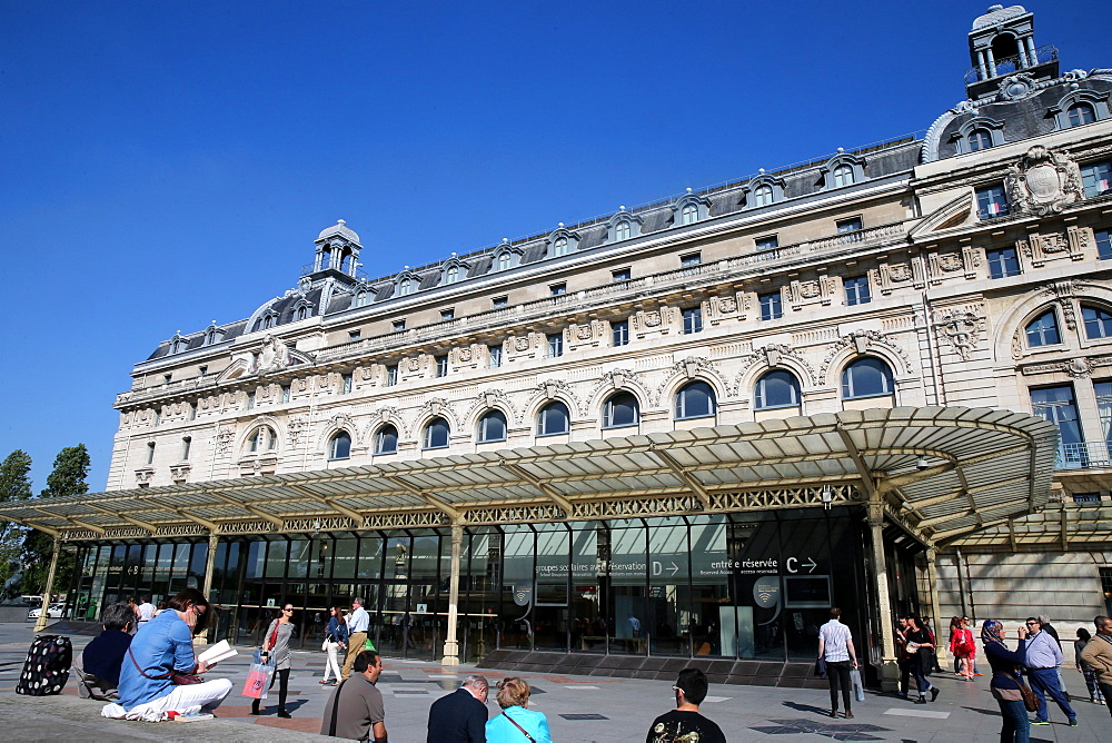 Musee d'Orsay, Paris, France, Europe