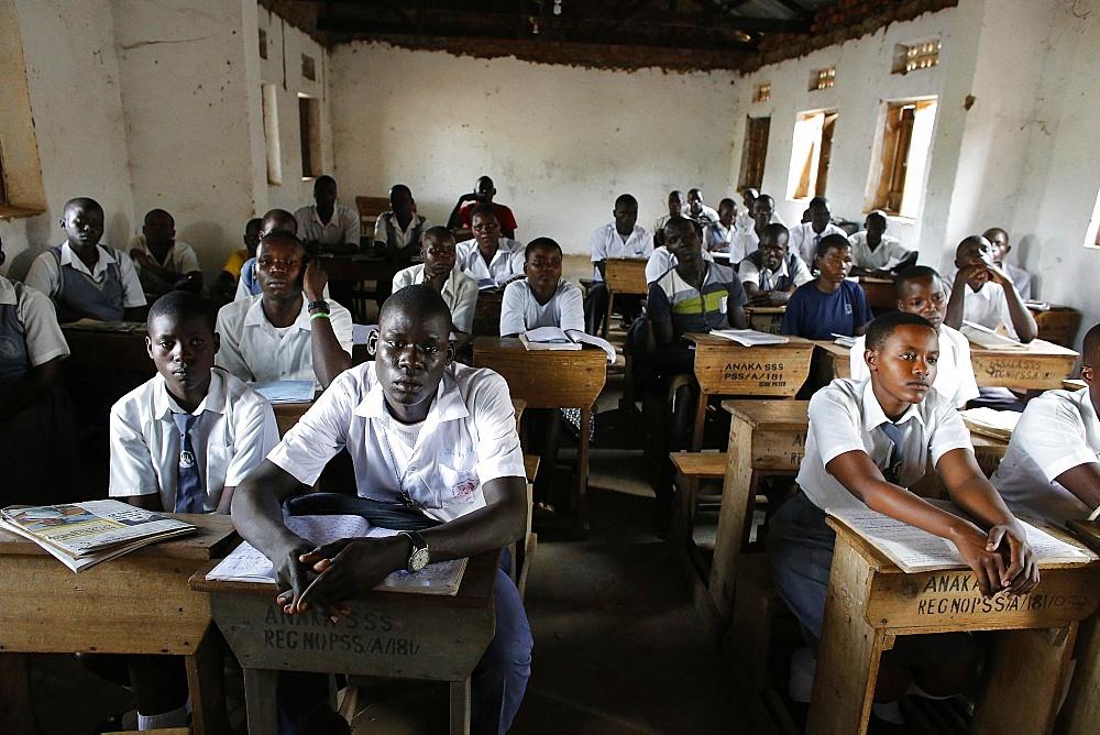 Anaka senior secondary school, Anaka, Uganda, Africa