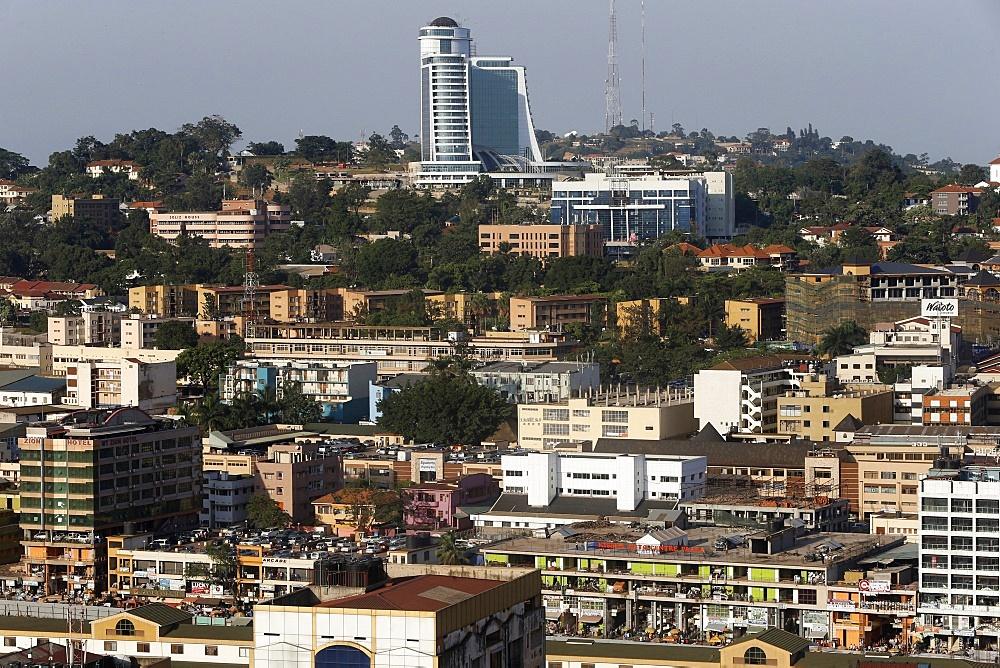 Kampala city, Uganda, Africa