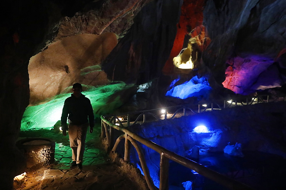 Tam Thanh cave, Lang Son, Vietnam, Indochina, Southeast Asia, Asia - 809-7436