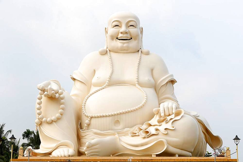 Image result for 5. Laughing Buddha Vinh Trang