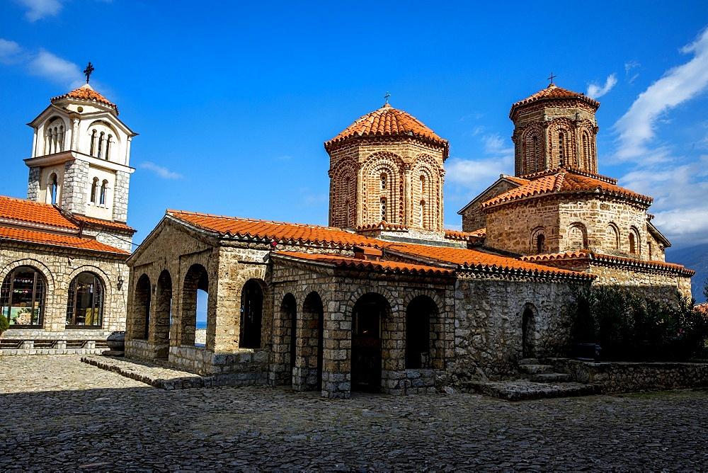 Sveti Naum (Saint Naum) monastery, Macedonia.