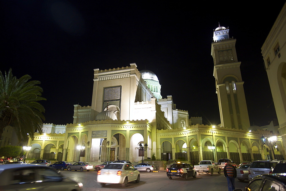 The Great Mosque of Tripoli, Libya, North Africa, Africa