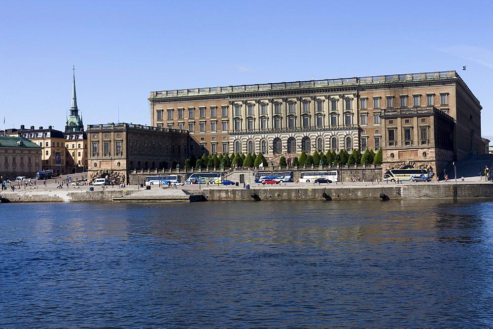 Royal Palace (Kungliga Slottet), Stockholm, Sweden, Scandinavia, Europe