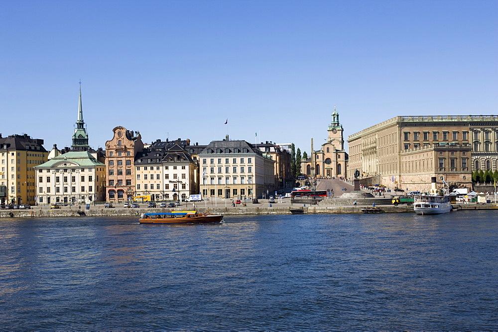 Gamla Stan (Old Town), Stockholm, Sweden, Scandinavia, Europe