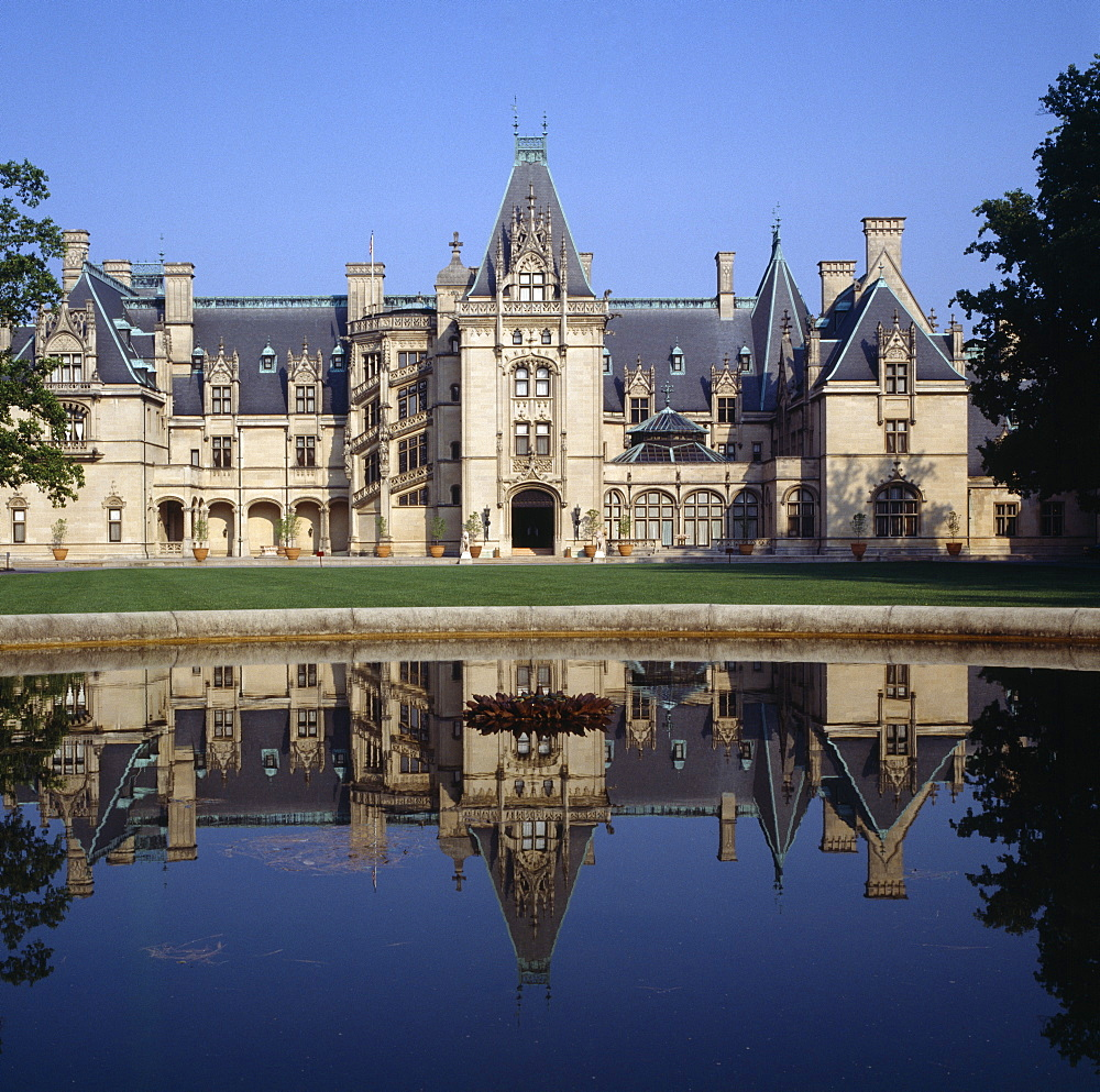Biltmore House, Asheville, North Carolina, United States of America, North America
