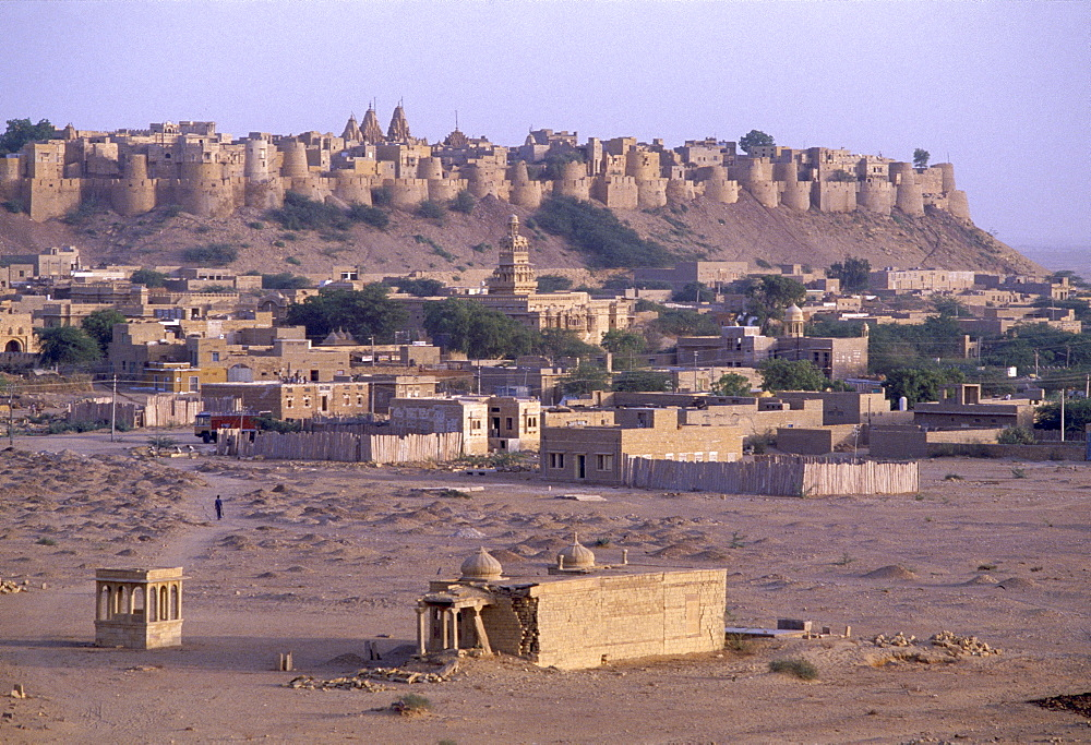 Jaisalmer, Rajasthan, India, Asia