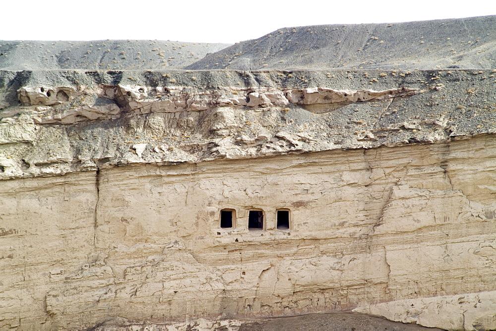 Buddhist Caves, Kashgar, Xinjiang, China, Asia