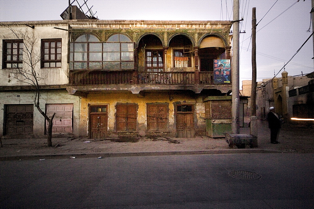Old City, Kashgar, Xinjiang, China, Asia