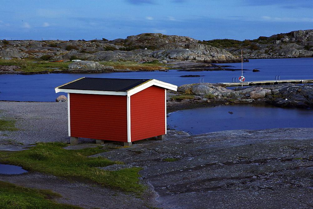 Hono, Bohuslan, Sweden, Scandinavia, Europe - 815-2127