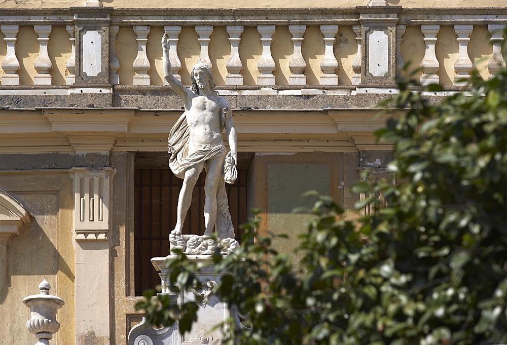 Certosa di San Martino, Naples, Campania, Italy, Europe - 815-2175