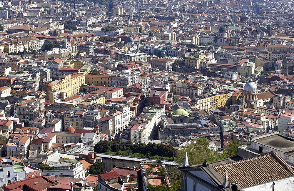 Naples, Campania, Italy, Europe - 815-2189