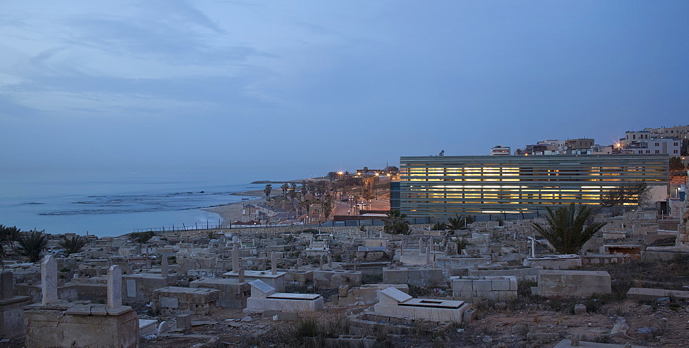 Peres Peace House, Jaffa, Tel Aviv, Israel, Middle East - 815-2260