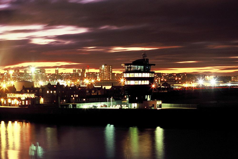 Aberdeen Harbor, Scotland, United Kingdom, Europe