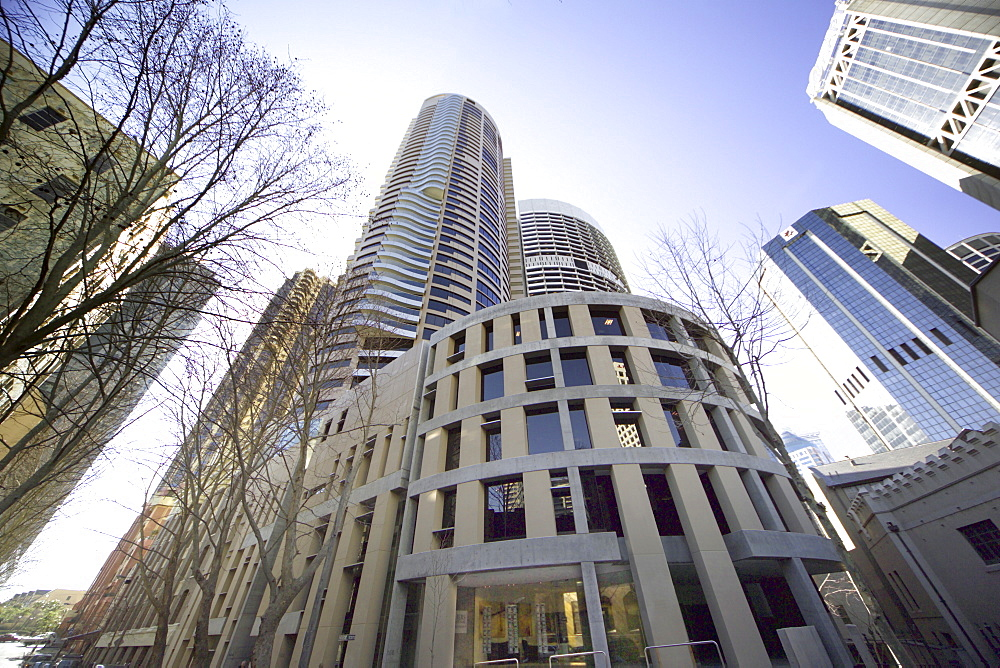 Cove Apartments, Sydney, New South Wales, Australia, Pacific