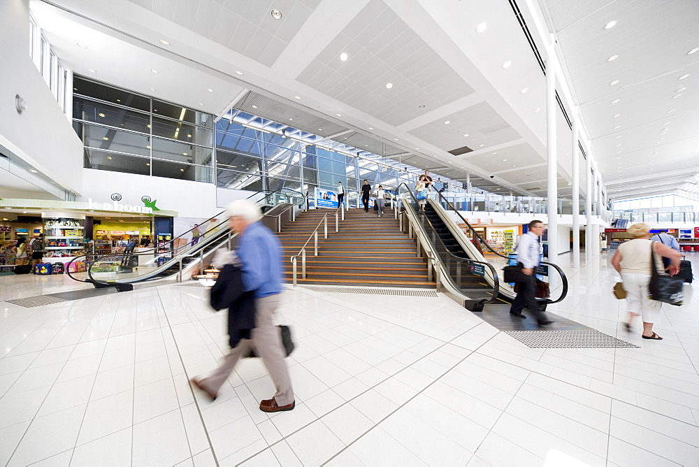 Terminal 2, Sydney Airport, New South Wales, Australia, Pacific