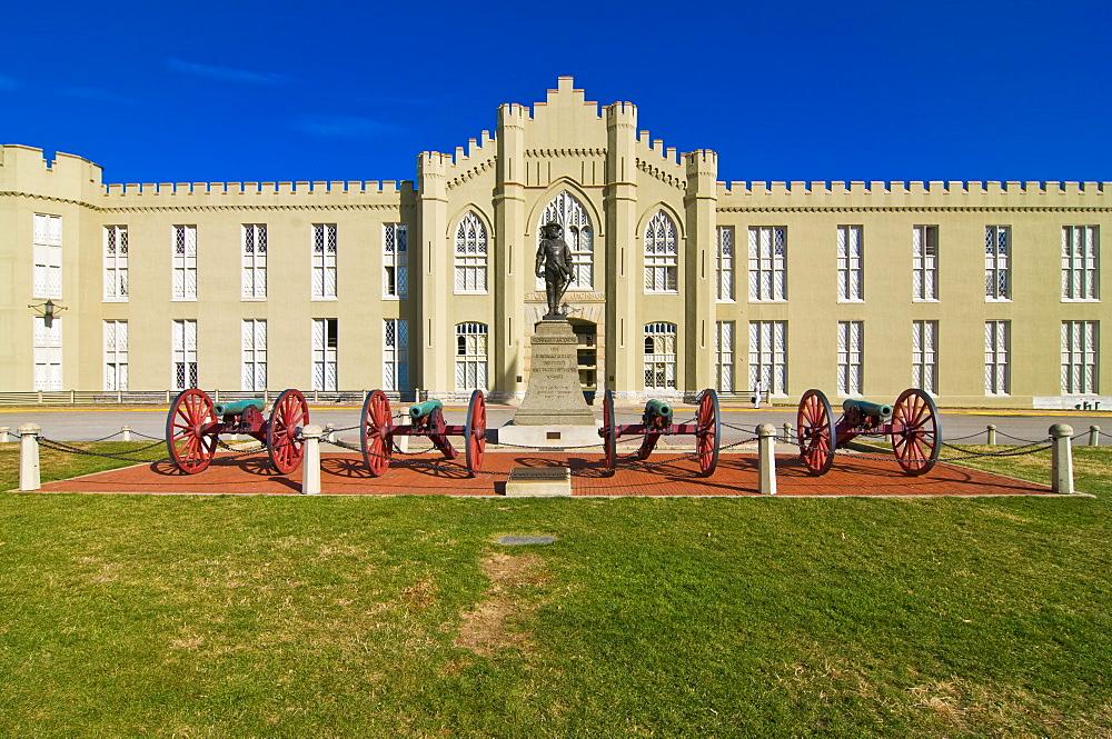 The Military College in Lexington, Virginia, United States of America, North America