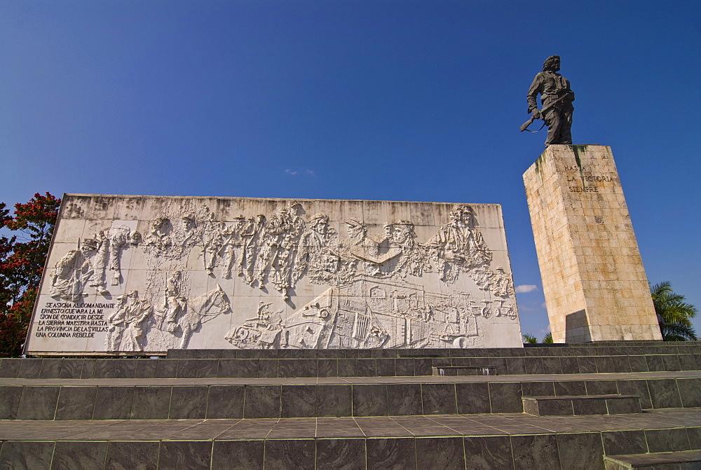 Monumento Ernesto Che Guevara, Santa Clara, Cuba, West Indies, Caribbean, Central America