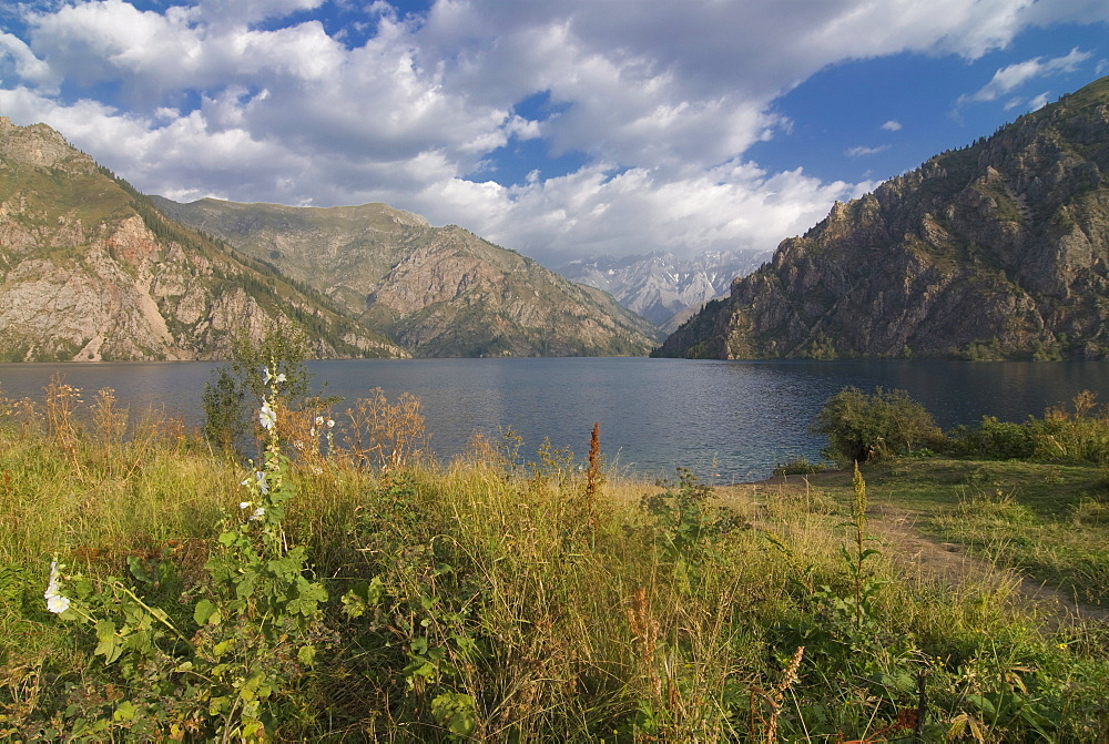 Sary Chelek UNESCO Biosphere Reserve, Kyrgyzstan, Central Asia
