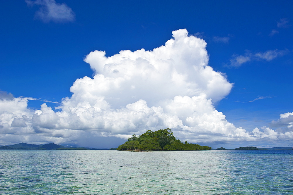 Marovo Lagoon, Solomon Islands, Pacific