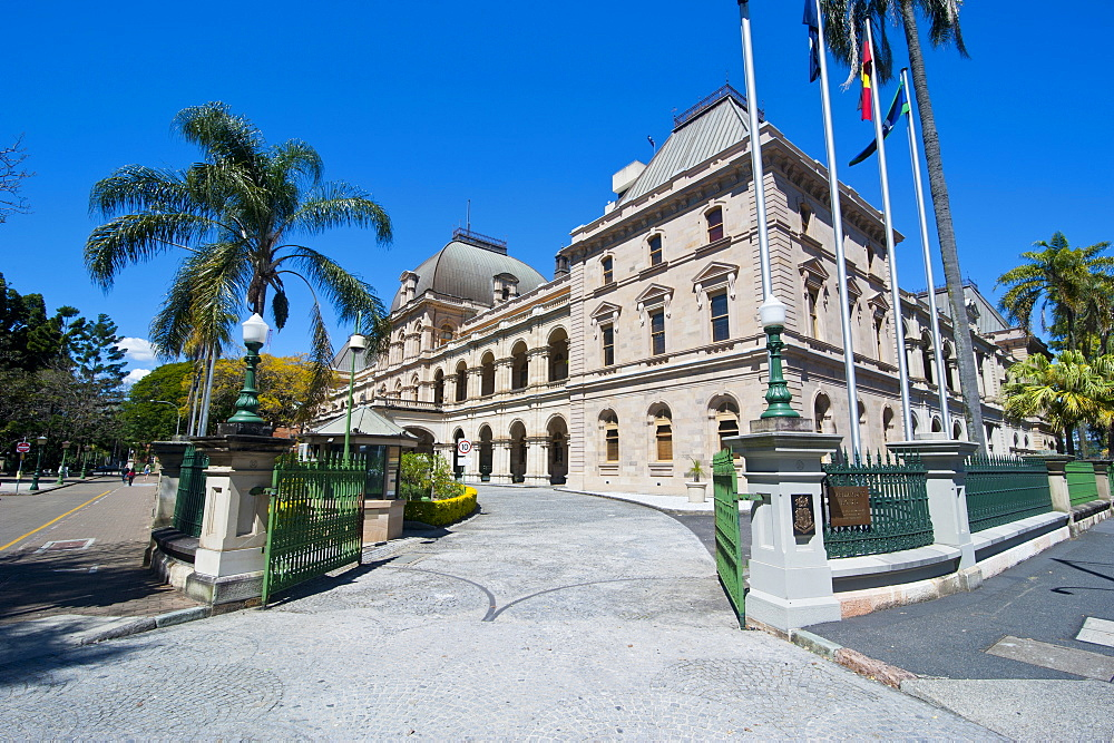 Parliament House, Brisbane, Queensland, Australia, Pacific