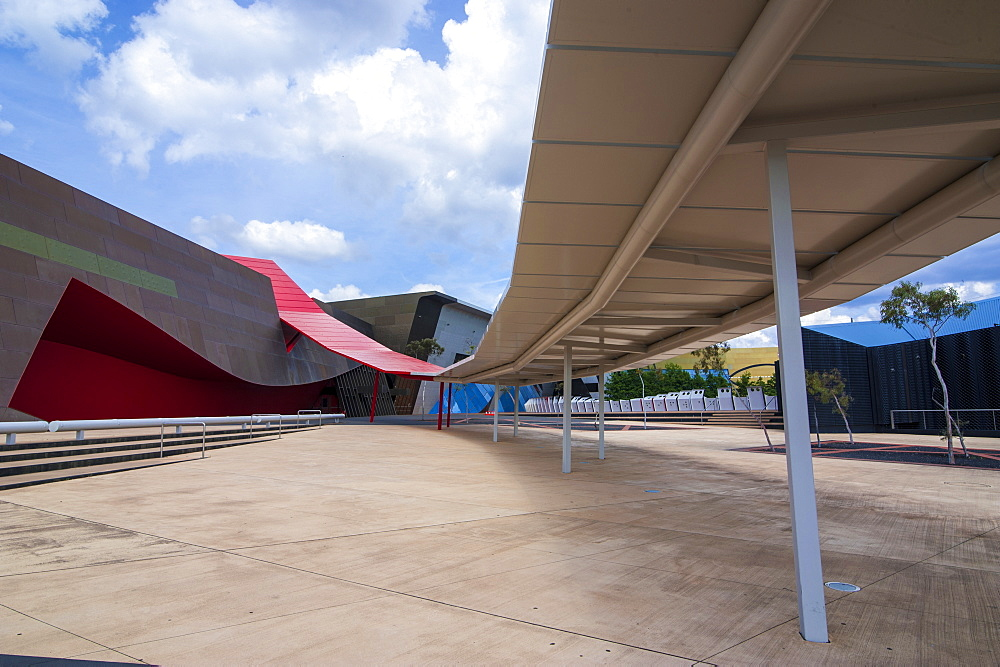 National Museum of Australia in Canberra, Australian Capital Territory, Australia, Pacific
