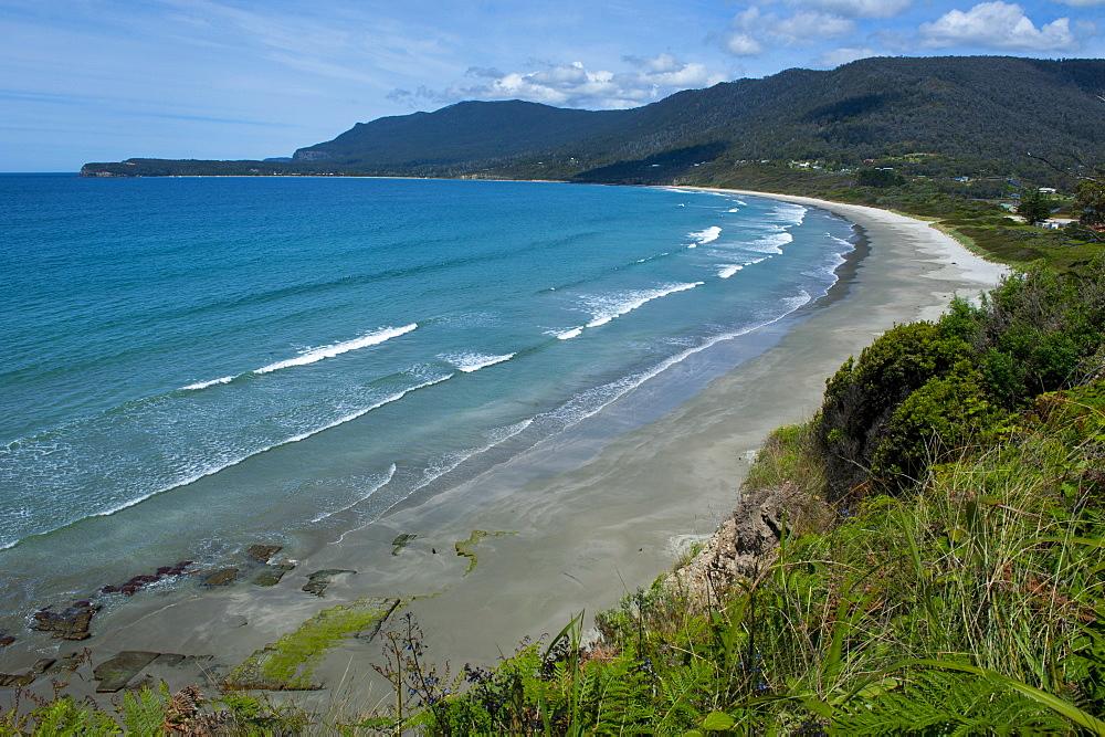View over Pirate Bay in the Tasman Peninsula, Tasmania, Australia, Pacific