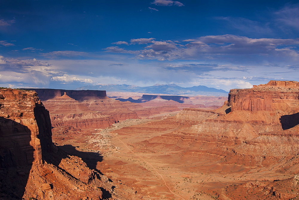 Islands in the Sky, Canyonlands National Park, Utah, United States of America, North America