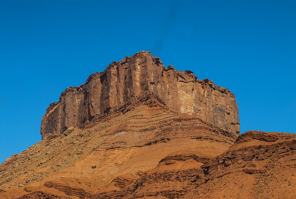 The Fisher Towers in Castle Valley, near Moab, Utah, United States of America, North America