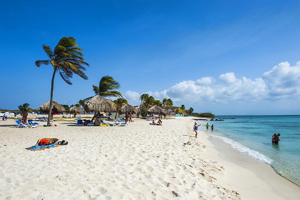 Malmuk beac, Aruba, ABC Islands, Netherlands Antilles, Caribbean, Central America