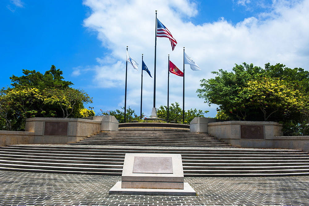 American Memorial Park, Saipan, Northern Marianas, Central Pacific, Pacific