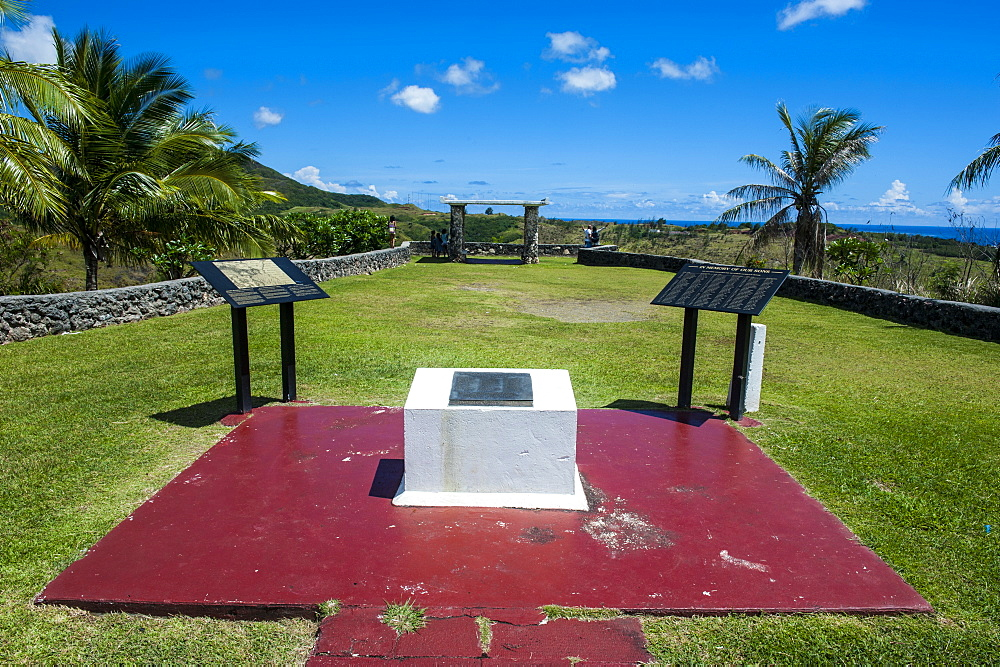 War Memorial, Guam, US Territory, Central Pacific, Pacific