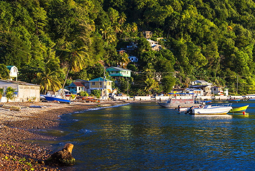 Soufriere, Dominica, West Indies, Caribbean, Central America