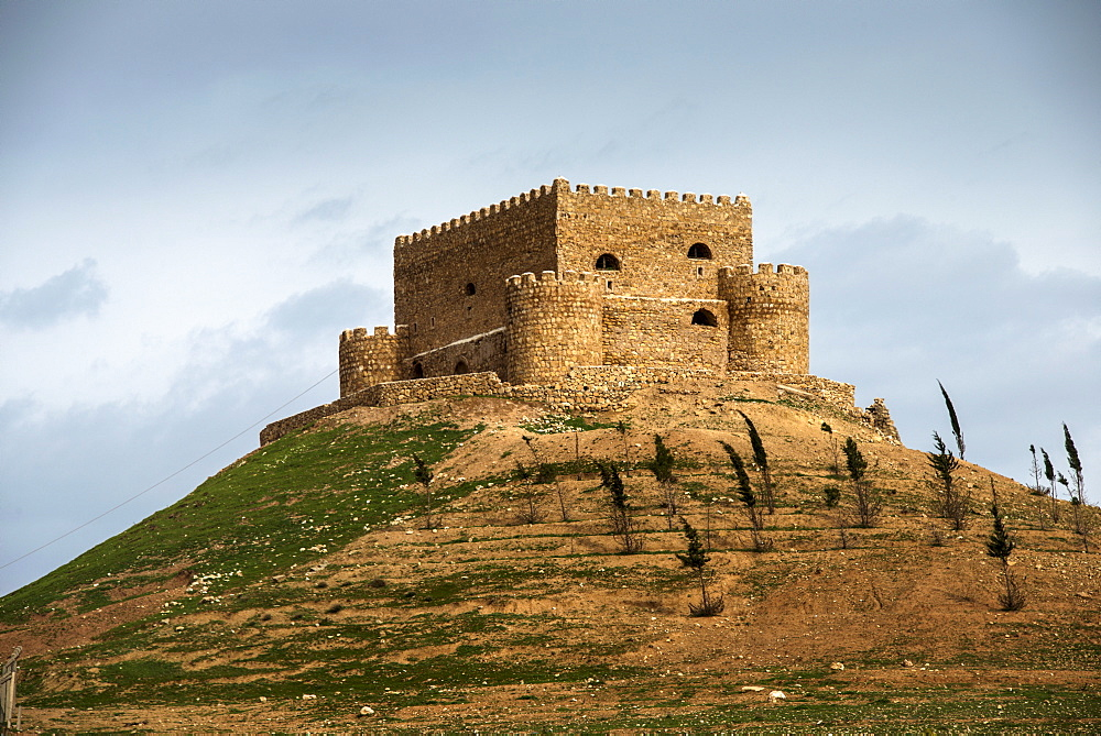 Castle Khanzad, Iraq Kurdistan, Iraq, Middle East