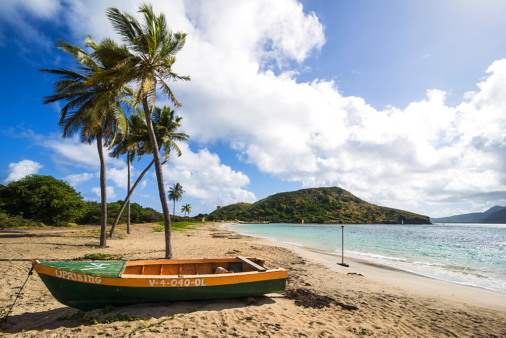 Cockleshell Bay, St. Kitts, St. Kitts and Nevis, Leeward Islands, West Indies, Caribbean, Central America