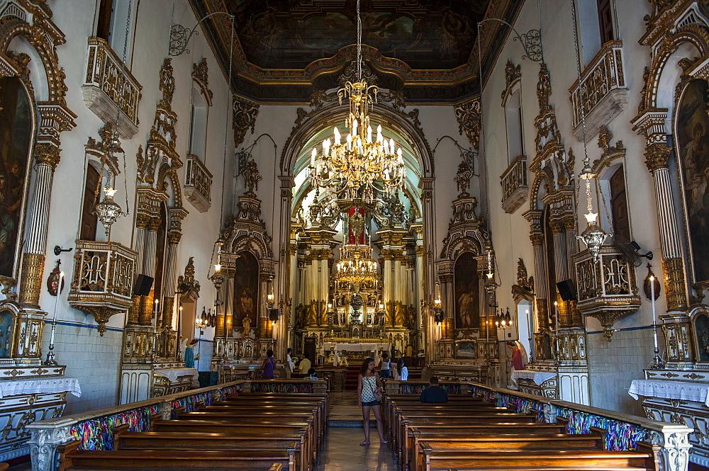 Nosso Senhor do Bomfim church, Salvador da Bahia, Bahia, Brazil, South America