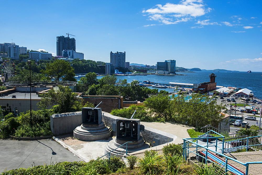 Vladivostok Fortress, Vladivostok, Russia, Eurasia
