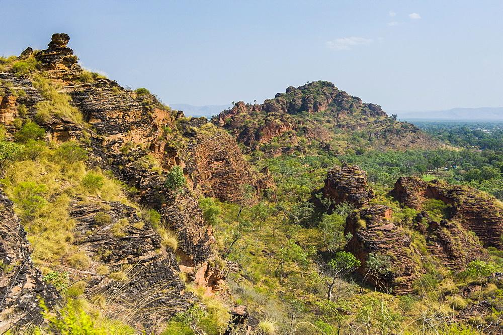 Mirima National Park (Hidden Valley National Park) near Kununurra, Kimberleys, Western Australia, Australia, Pacific
