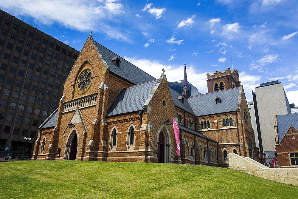 St. George's Cathedral, Perth, Western Australia, Australia, Pacific